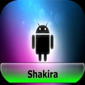 Shakira Lyrics icon
