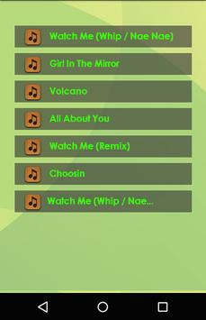 Silento Lyrics apk screenshot