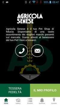 Agrisenese 2.0 poster