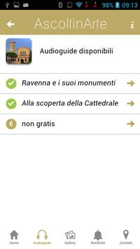 AscoltinArte screenshot 2