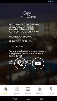 Capo Horn poster