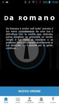 Da Romano poster