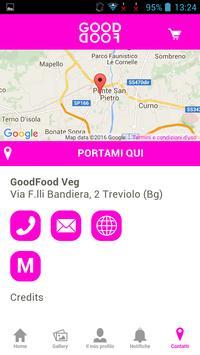 GoodFood Veg apk screenshot