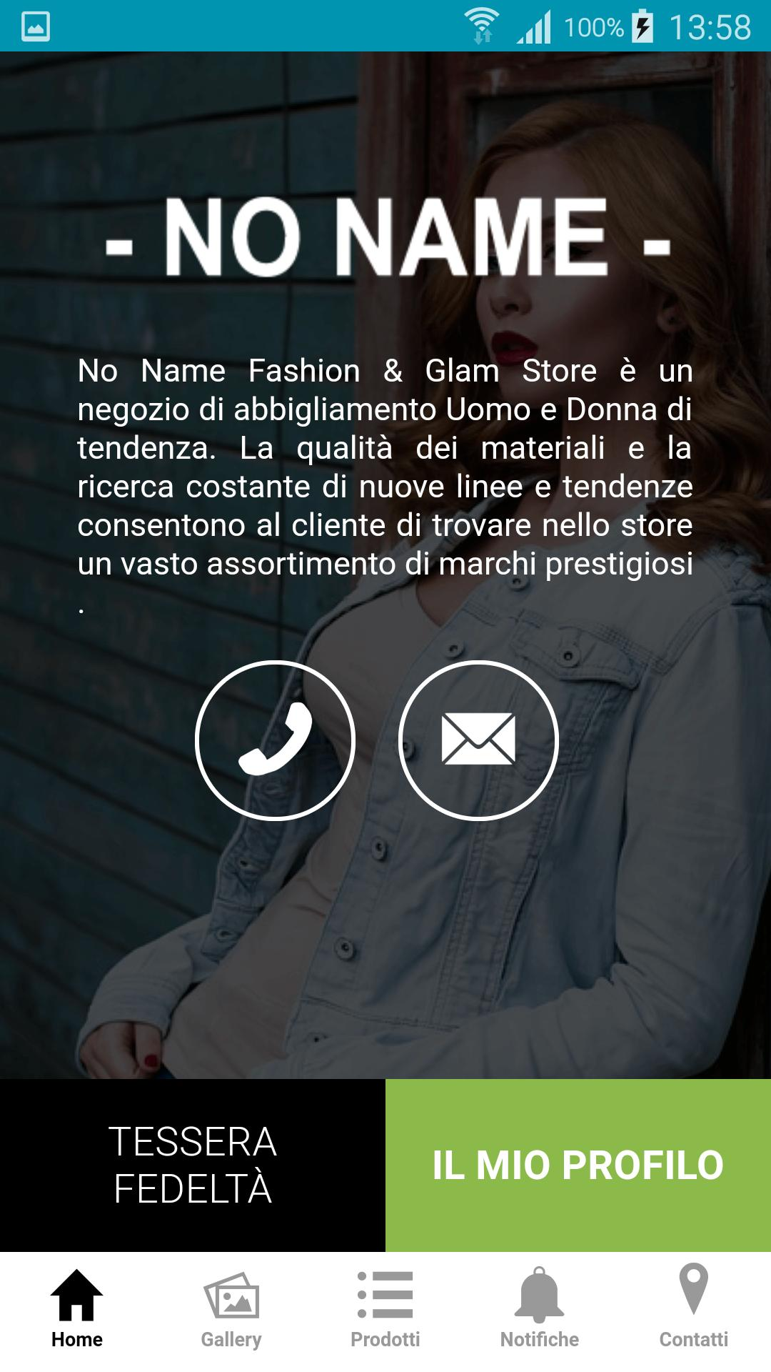 best sneakers cd42d 7d8f1 No Name Fashion Store for Android - APK Download