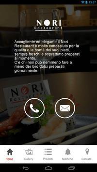 Nori Restaurant poster