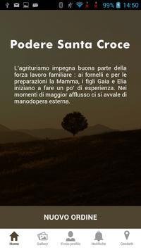 Podere Santa Croce poster