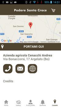Podere Santa Croce apk screenshot