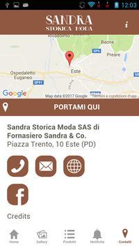 Sandra Storica Moda apk screenshot