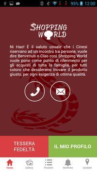 Shopping World poster