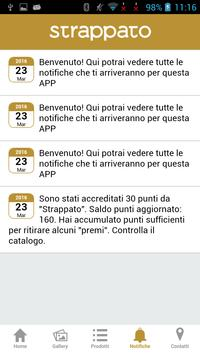 Strappato apk screenshot