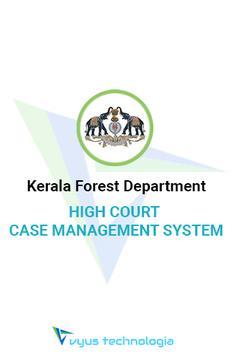 Kerala Forest Dept. HC Case Management System apk screenshot