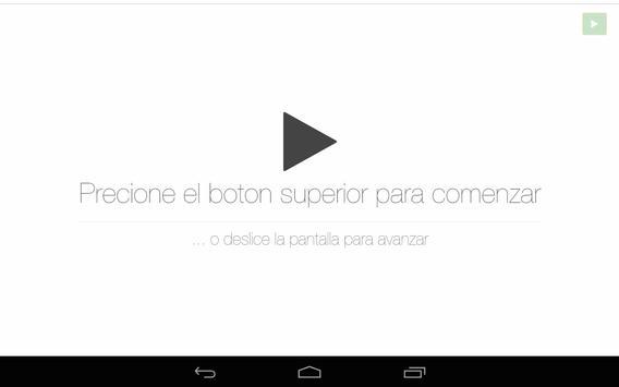 Presentación Torres del Valle apk screenshot