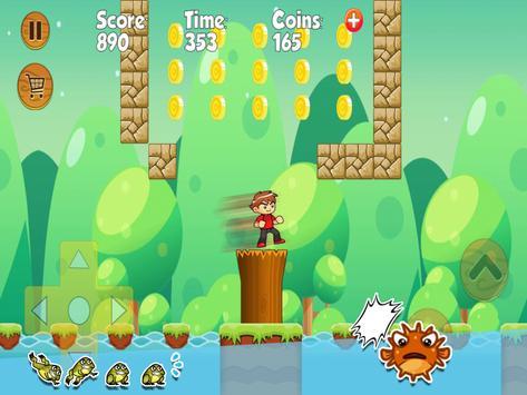 Jungle Adventures 2017 apk screenshot