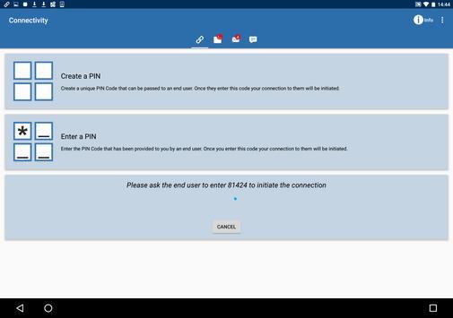 NetSupport Manager Client apk screenshot