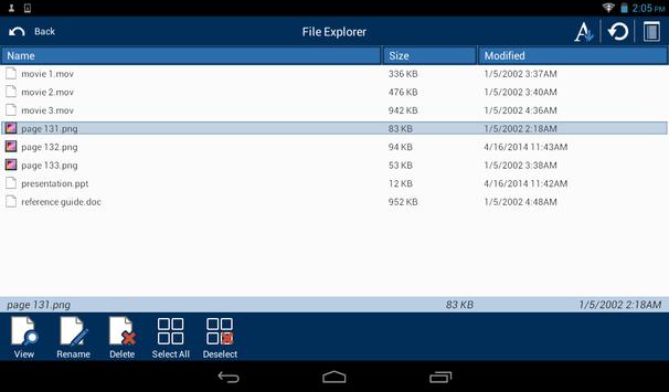 RM Student screenshot 4