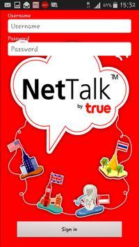 NetTalk by True poster
