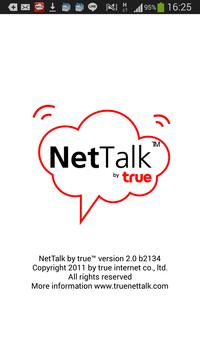 NetTalk by True apk screenshot