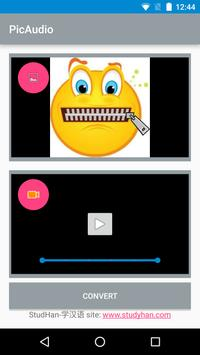Picture Audio Maker apk screenshot