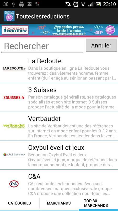 Tlr code reduction et promo apk baixar gr tis compras - Code promo amazon frais de port gratuit ...
