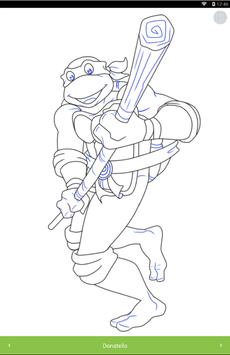 how to draw ninja turtles poster how to draw ninja turtles apk screenshot