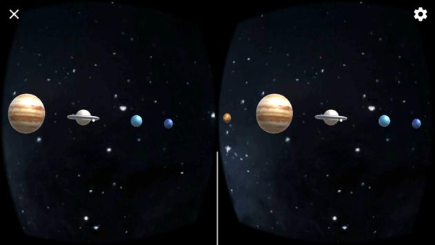 Space VR Daydream screenshot 1