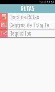 Transporte Publico Queretaro screenshot 2