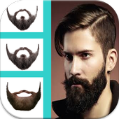 Man Beard Photo Editor icon