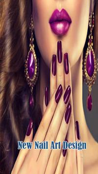 New Nail Art Design poster