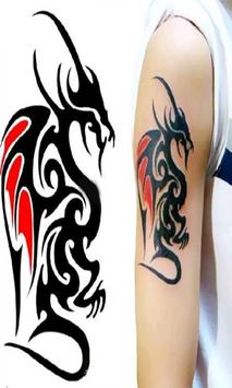 3D Tattos Photo Editor apk screenshot
