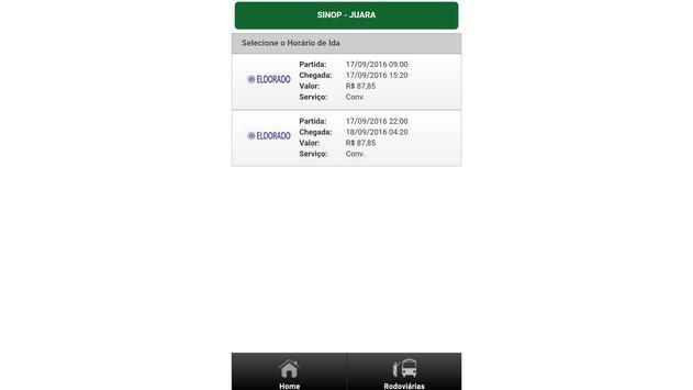 Viação Eldorado screenshot 2