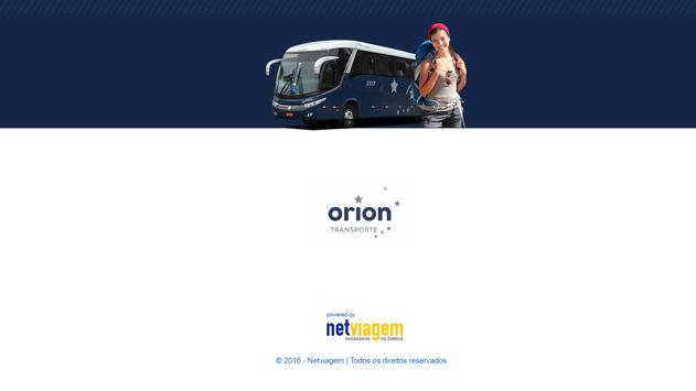 Orion Turismo poster