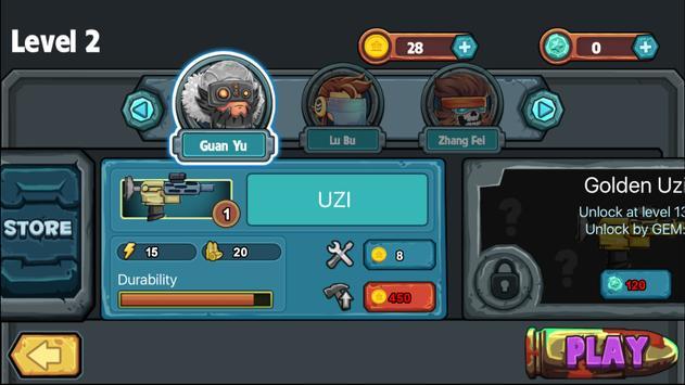 Endless Combat screenshot 3