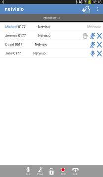 Netvisio apk screenshot