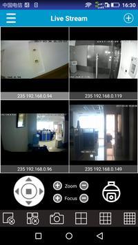 NVSS Client 2017 apk screenshot