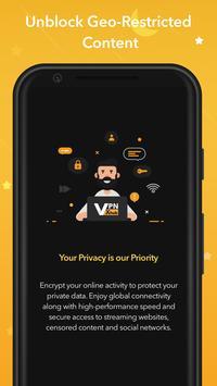 VPN xhub screenshot 4