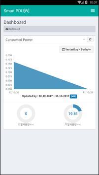 Smart PDU screenshot 2