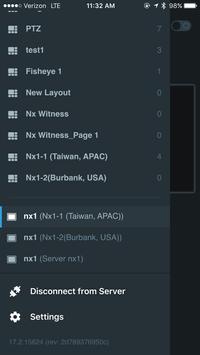 Nx Witness スクリーンショット 5