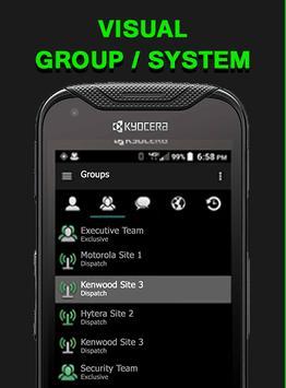 Network PTT apk screenshot