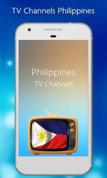 TV Channels Philippines poster