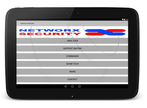 Networx Security apk screenshot