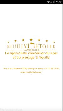 Neuilly Etoile poster