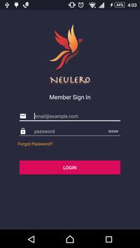 Neulero poster