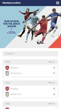 PremierLeaguePass screenshot 1