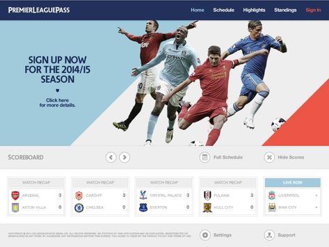 PremierLeaguePass screenshot 4