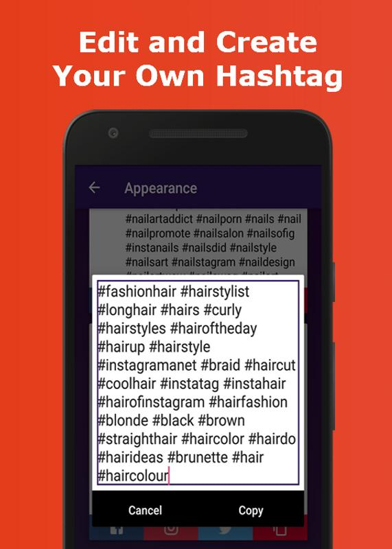 Hashtags For Likes And Followers 2018 For Android Apk Download