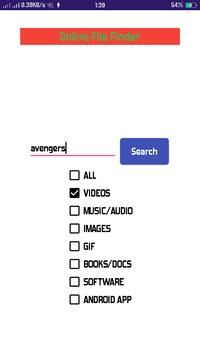 OFF - Online File Finder screenshot 2