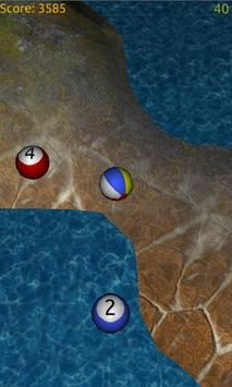 Water Snooker - Free apk screenshot