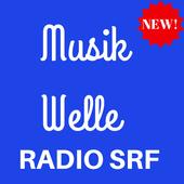 SRF Musikwelle Swiss Radio CH Online Radiosender icon