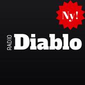 Radio Diablo FM Musik Netradio App Online Danmark icon