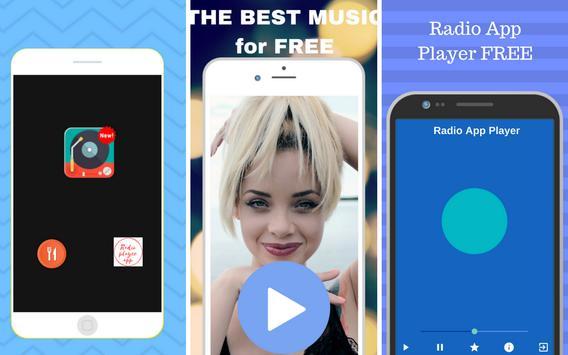 Radio Diablo FM Musik Netradio App Online Danmark screenshot 8